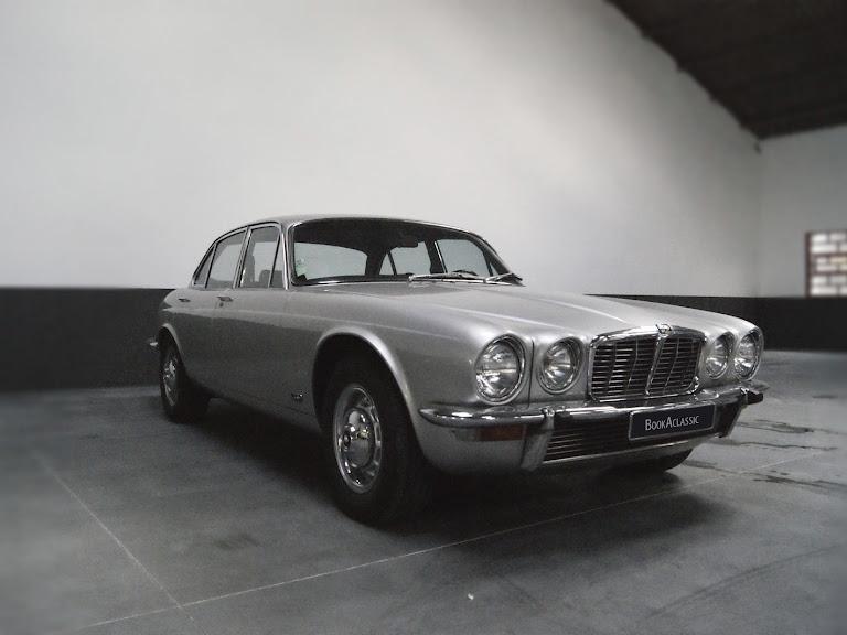 Jaguar XJ 6 Hire Gueifães