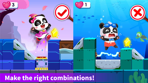 Little Pandau2019s Jewel Adventure 8.48.00.00 screenshots 3