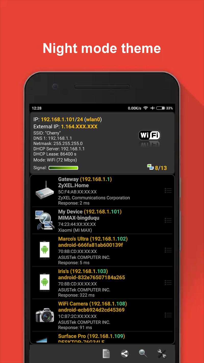 Network Scanner Screenshot 3