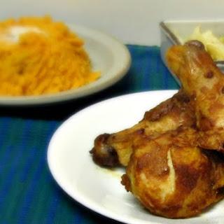 Tandoori Style Chicken Paprikash