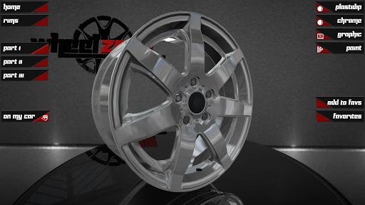 Avanti Racing 4D Wheeleditor