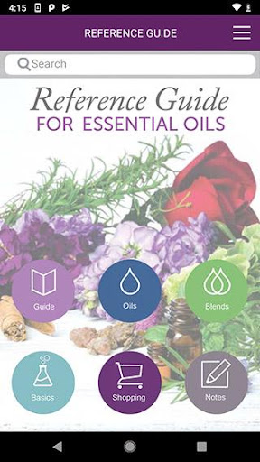PC u7528 Ref. Guide for Essential Oils 1