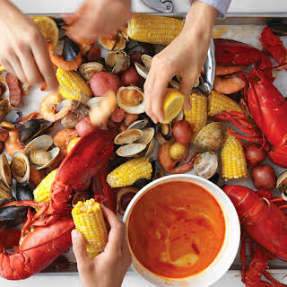 Stove-Top Clambake.
