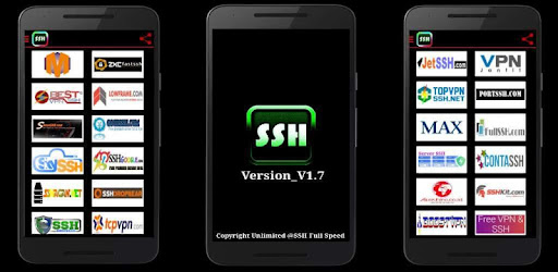 SSH Full Speed - Apps on Google Play