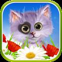 Spring Kitten Live Wallpaper icon