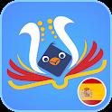 Lyrebird: Learn SPANISH icon