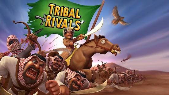 Tribal Rivals Imagen do Jogo