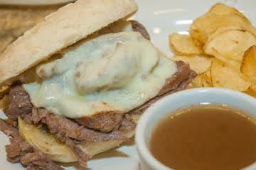 Sandwich Essentials: Awesome French Dip