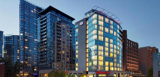 Hampton Inn & Suites Vancouver Downtown