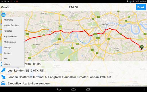 OATS Passenger App