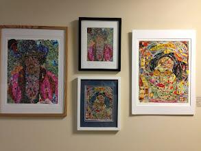 Photo: Leslie Sher Artworks Apr. 2013 Weissman Center