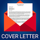 Cover Letter Maker for Resume CV Templates app PDF icon