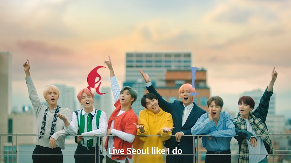 [2018 Seoul City TVC] Full series Version by BTS 1-21 screenshot