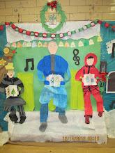Photo: McVeigh Recreation Center (Holiday Bulletin Board Contest)