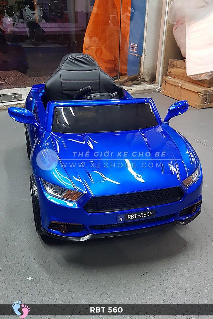 xe ô tô điện đồ chơi cho bé RBT-560P 1
