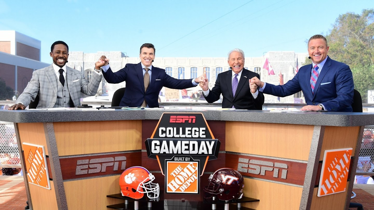 Watch College GameDay live