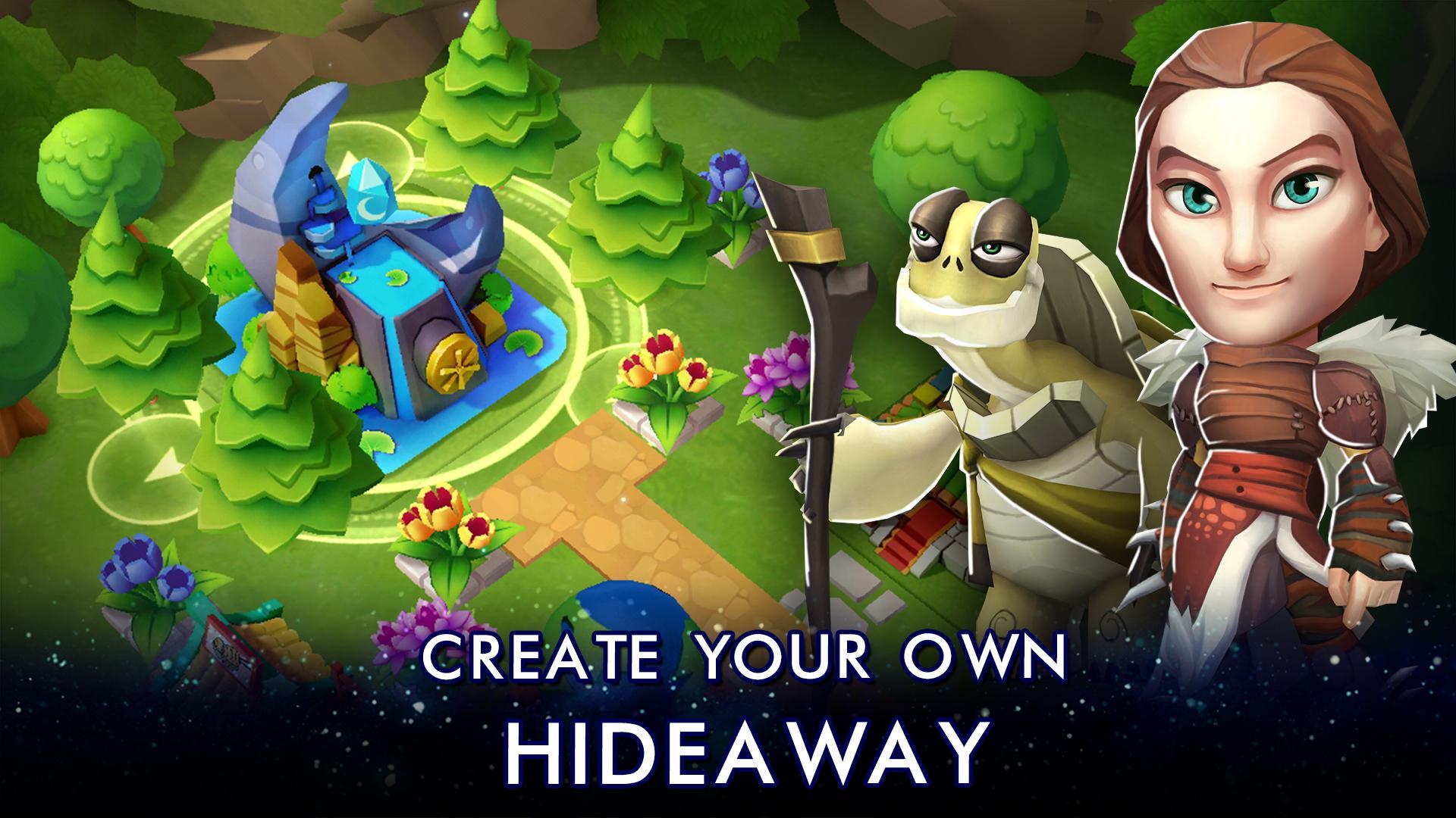 DreamWorks Universe of Legends screenshot #4
