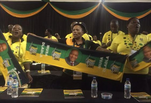 Delegates at the 8th ANC KZN elective conference in Pietermaritzburg. File photo