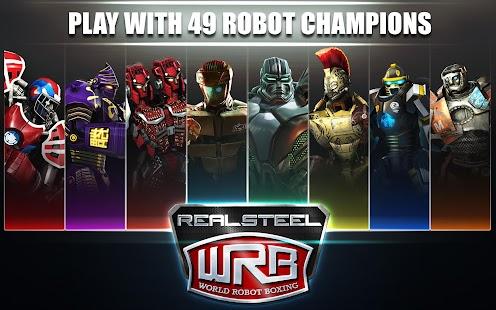 Real Steel World Robot Boxing Screenshot 7