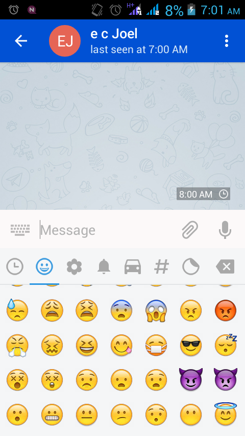 Vitax Messenger- screenshot