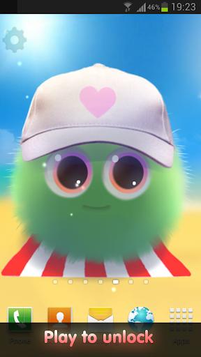 Fluffy Chu Live Wallpaper 1.4.4 screenshots 8
