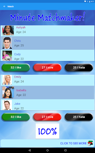 玩免費遊戲APP|下載Minute Matchmaker! app不用錢|硬是要APP