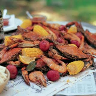 Louisiana Seafood Boil.