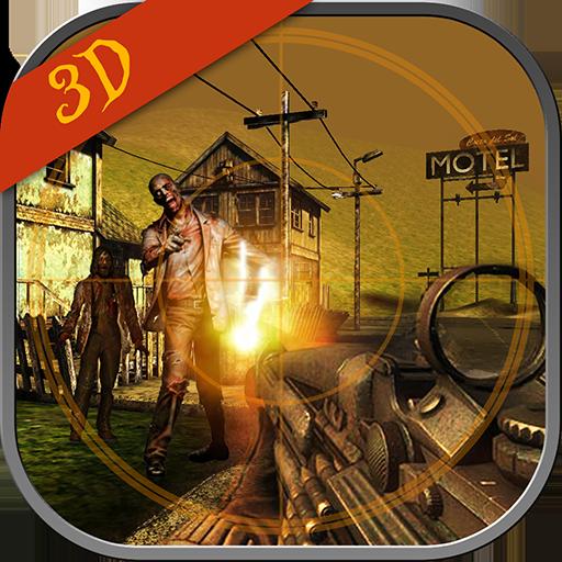 僵尸幸存者免费 動作 App LOGO-APP試玩