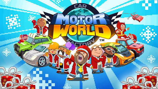 Motor World Car Factory 1.9035 screenshots 1
