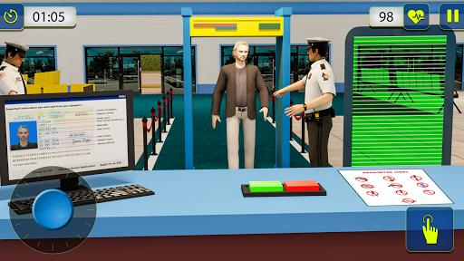 Airport Security Simulator - Border Patrol Game 1.1 screenshots 2
