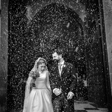 Wedding photographer Arturo Jiménez (arturojimenezfo). Photo of 23.02.2016