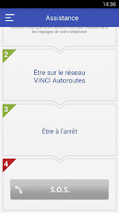 VINCI Autoroutes - screenshot thumbnail