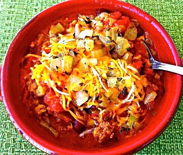 Chili Recipe In Crockpot