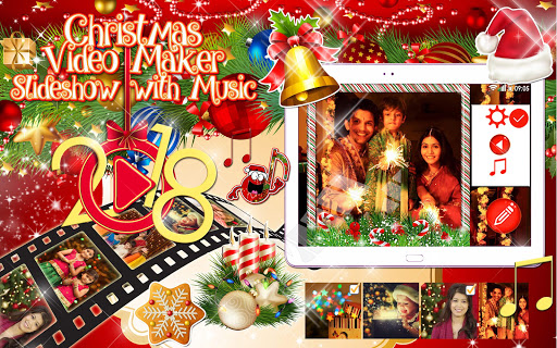 slideshow with music 2018 screenshot 6 christmas video maker slideshow with music 2018 screenshot 7