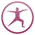 Simply Yoga Free - Home Vinyasa Workouts & Classes icon