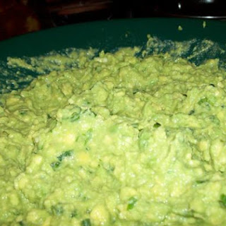 Guacamole For Fajitas