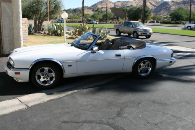 1988 Jaguar XJS Hire CA
