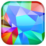 Crystal S5 Live Wallpaper icon