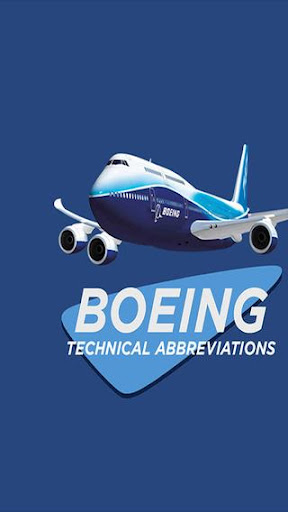 Boeing Technical Abbreviation