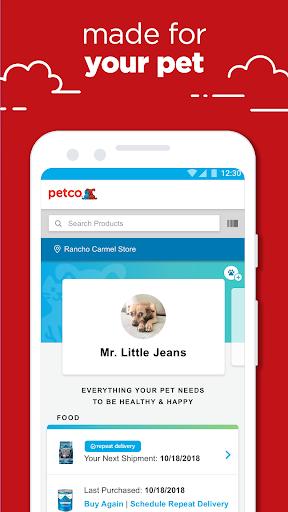 Petco 3.6.0 screenshots 2