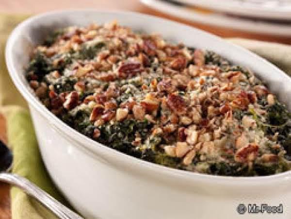 Spinach Casserole Surprise Recipe