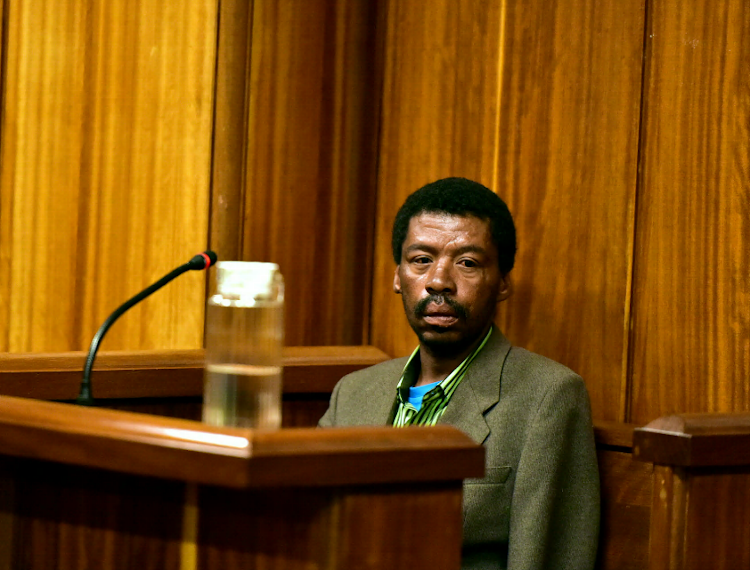 Gerald Cloete, 42, in the Port Elizabeth High Court