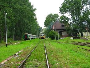 Photo: Kudowa Zdrój: SU42-537 z Kamieńczykiem w stronę Poznania.
