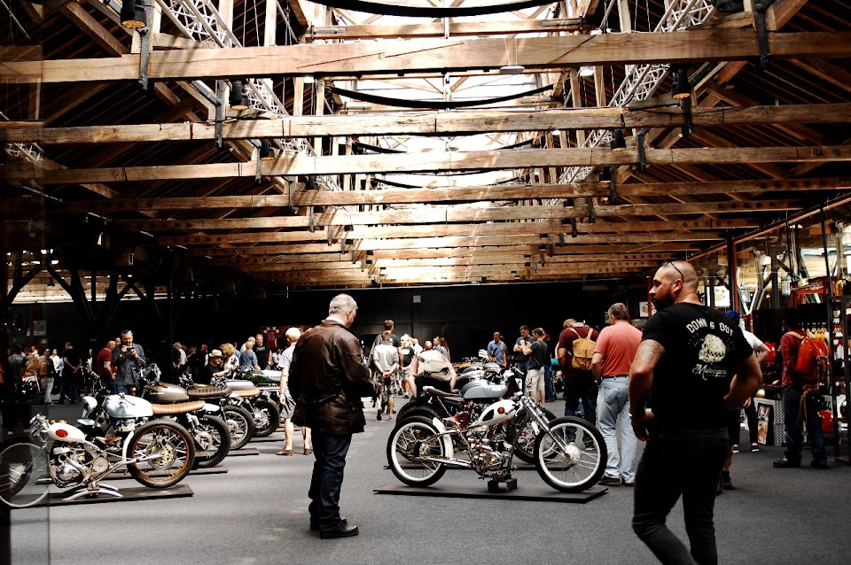 l'esprit bike shed london 2017 tobacco dock