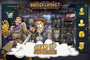 Screenshot of Shakes and Fidget