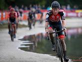 Daan Soete zit opnieuw op de fiets