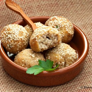 Ricotta Balls Breadcrumbs Recipes