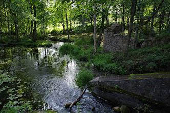 Photo: Marimonto vandens malūno liekanos