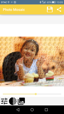 Photo Mosaic Collage - screenshot