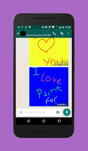 Paint for Whatsapp & Messenger- screenshot thumbnail